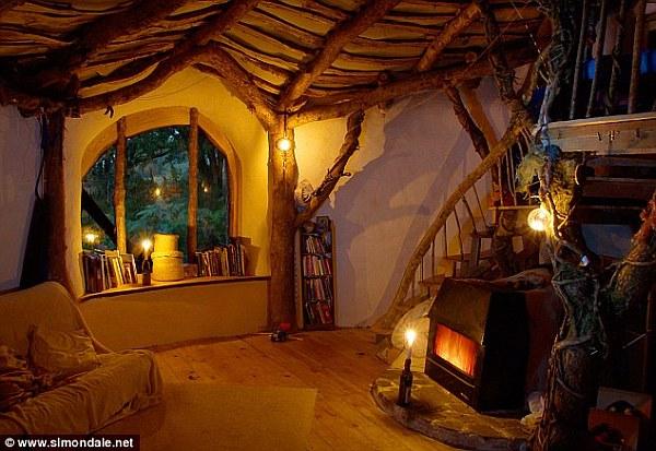 hobbit house design