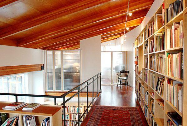 home library studio room