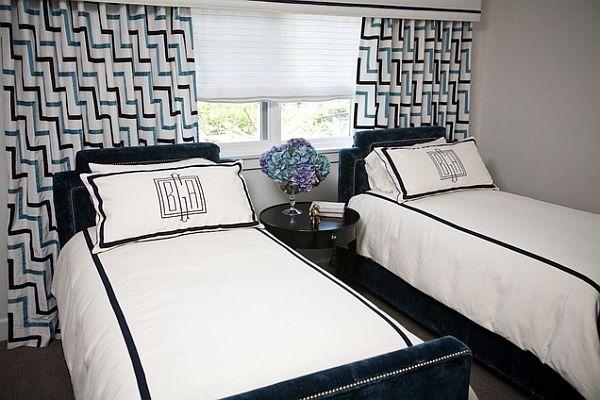 Kids rooms bed linens