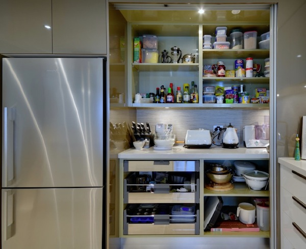 How to find hidden kitchen storage solutions for Hidden kitchen storage ideas