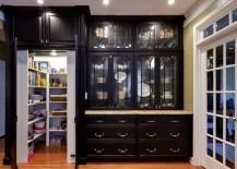 kitchen storage pantry walk in