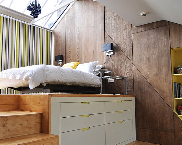 Loft Bed Room creative loft bedroom ideas hold a certain fascination