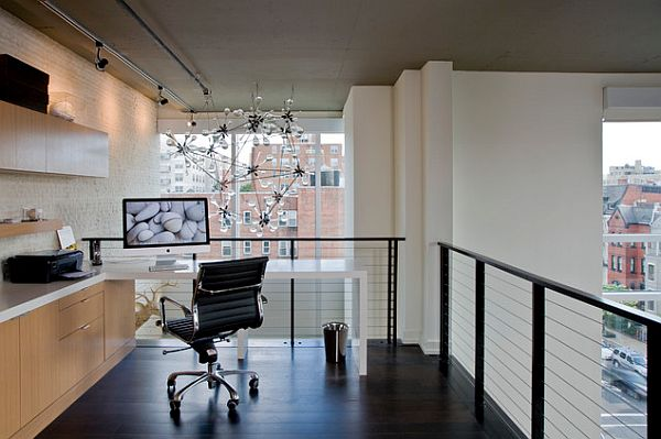 loft home office design Creative Studies and Studios Designs in Lofts