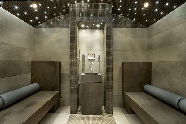 luxury sauna design
