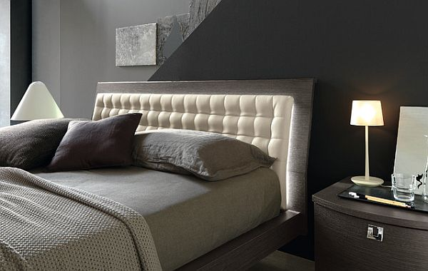 Modern and elegant bed linens