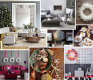 modern christmas decorations for home