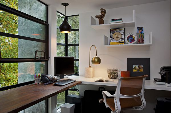 Best Study Room Design : Sophisticated Home Study Design Ideas