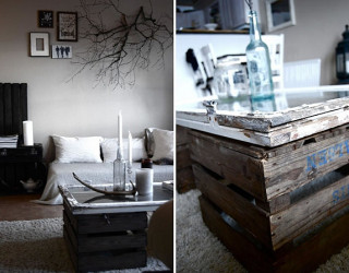 Unique Décor and Furniture Re-purposing Ideas