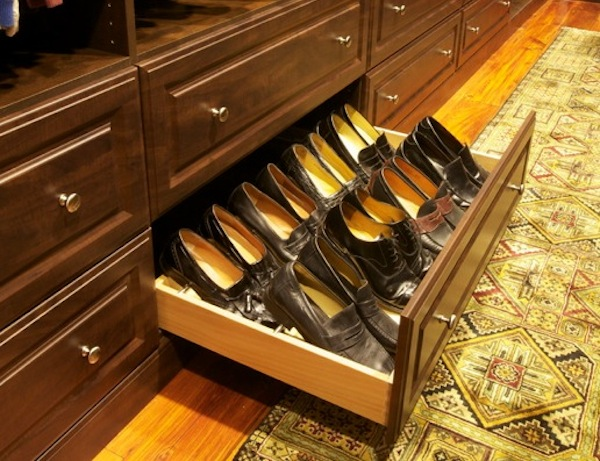 shoe storage idea More Shoe Storage Solutions For Your Home
