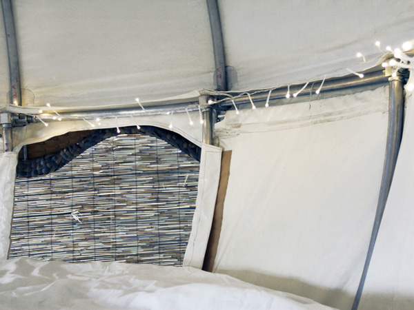 simple Cocoon Tree Tent design
