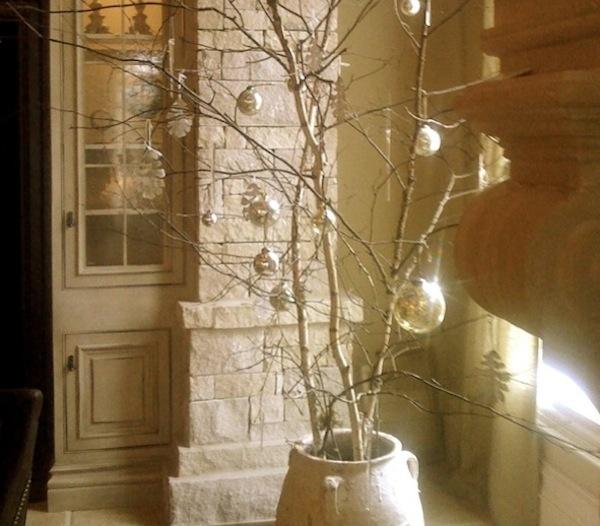 space saving christmas tree container