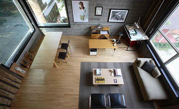 study room decor idea