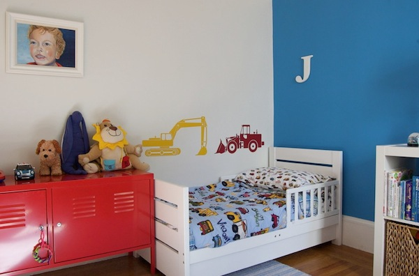 toddler bedding color