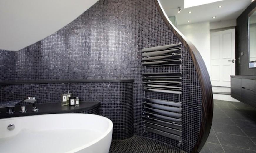 towel warmer modern