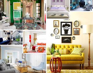 Vivid Design: Top Color Trends for 2013