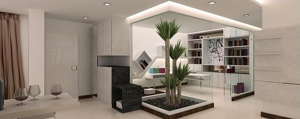 ultra-contemporary-study-room- ...