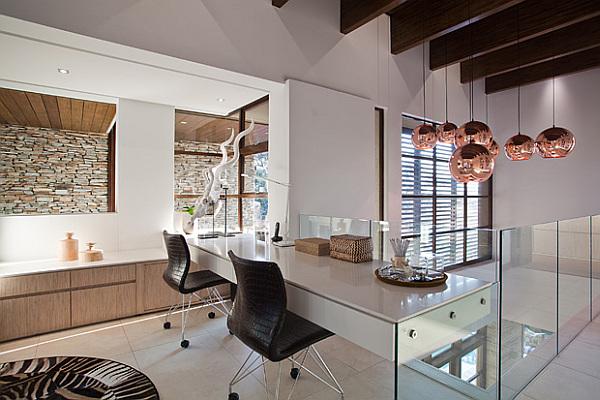 ultra modern home office