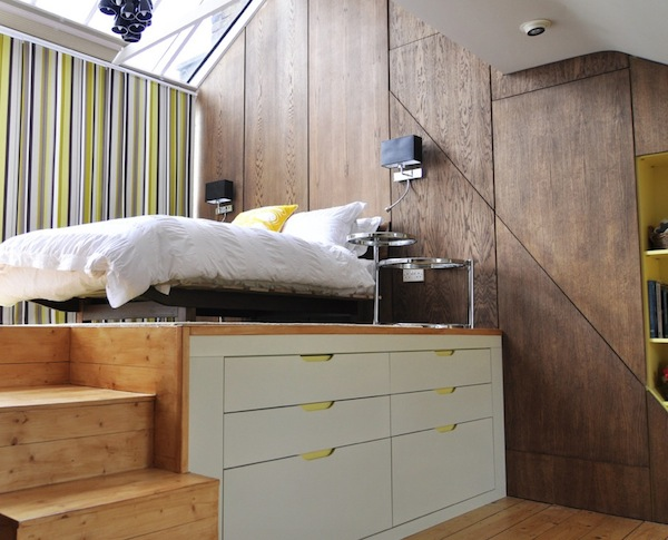 View in gallery underbed storage drawers ideas & Creative Under Bed Storage Adds Space to Your Bedroom