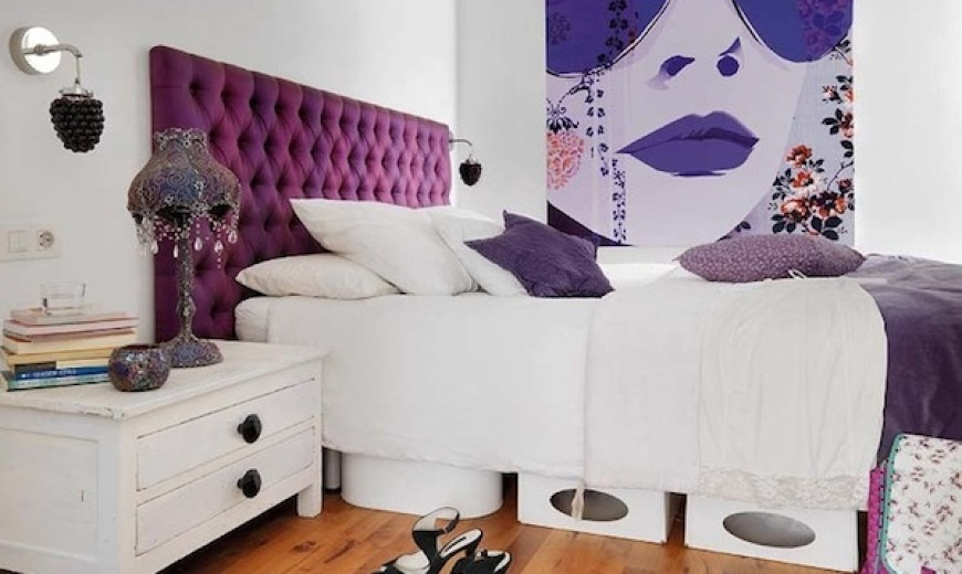 Creative Under Bed Storage Adds Space to Your Bedroom