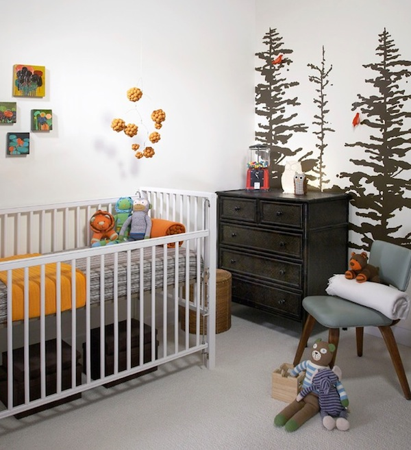 wall decal ideas nursery