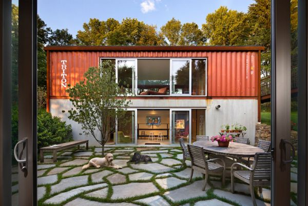 Shipping Container Homes Designed With an Urban Touch