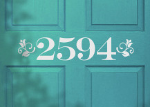 Door Decals Give Life to Your Home Design