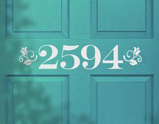 Door Decals Give Life to Your Home Design