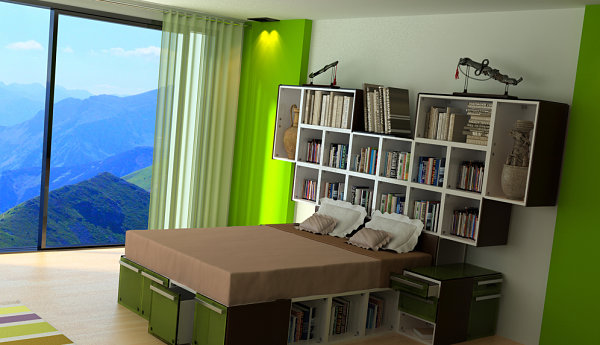 Fantastic 22 Space Saving Furniture Ideas Largest Home Design Picture Inspirations Pitcheantrous