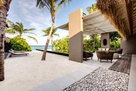 Luxury Cheval Blanc Randheli Hotel in the Maldives