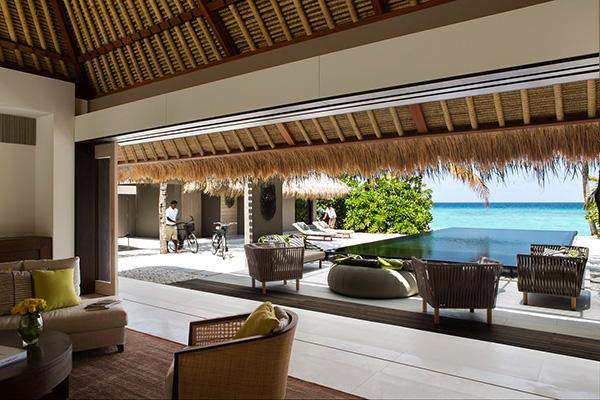 Cheval Blanc Randheli - maldives luxury hotel