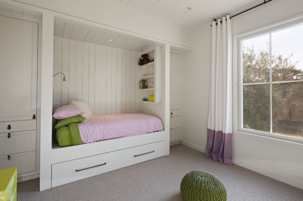Compact Bedrooms 24 cool trundle beds for your kids room