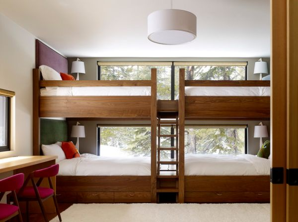 Cool Bunk Beds for Kids 600 x 448
