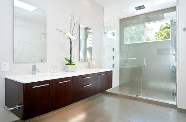 Bathroom Vanity Lighting Ideas To Brighten Up Your Mornings - Custom bathroom vanities ideas