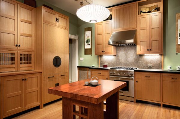 asian kitchen designs pictures and inspiration
