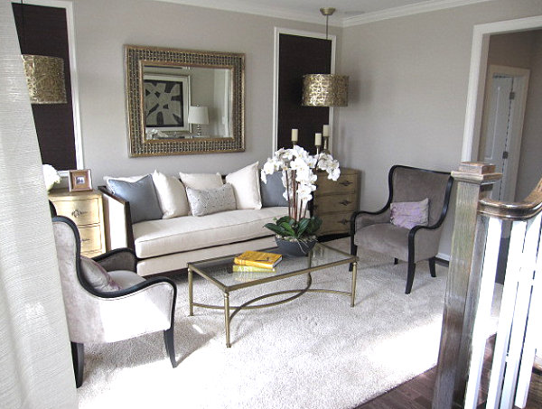 How to decorate a small living room - Living room design for small spaces image ...