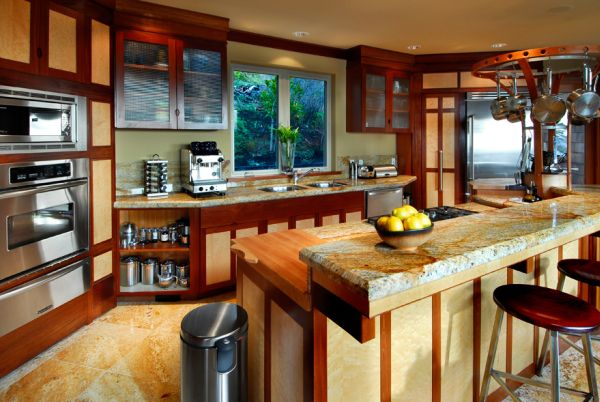 Asian kitchen designs pictures and inspiration for Japanese kitchen designs