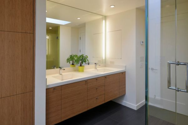 Vanity Lights Placement : 22 Bathroom Vanity Lighting Ideas to Brighten Up Your Mornings