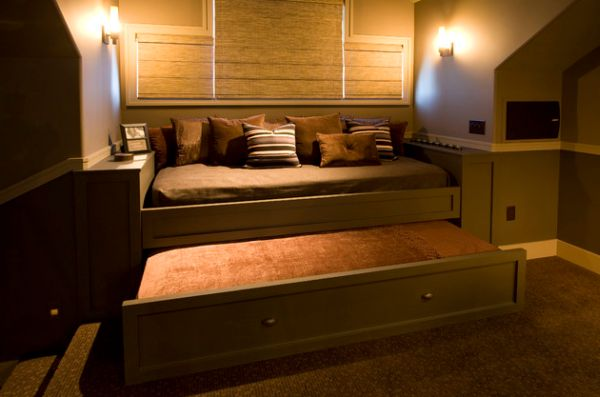 Luxurious trundle bed design perfect for every modern home