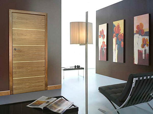 View in gallery Modern designer door. 10 Stylish Door Designs
