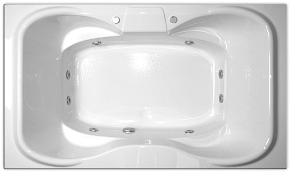 Exceptional View In Gallery Rectangular Whirlpool Tub Part 23