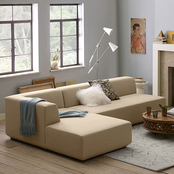 22 space saving furniture ideas for Living room arrangement for small space