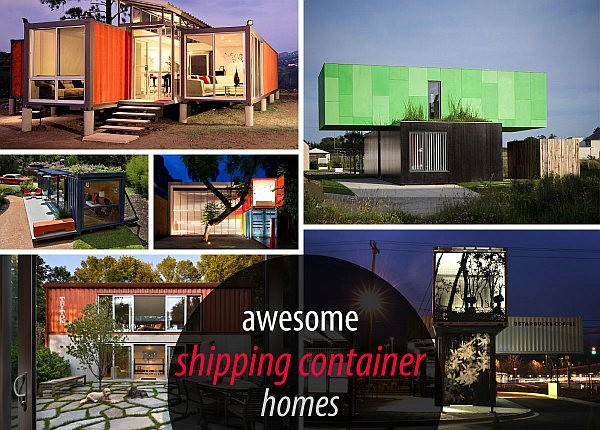 View In Gallery Awesome Shipping Container Homes