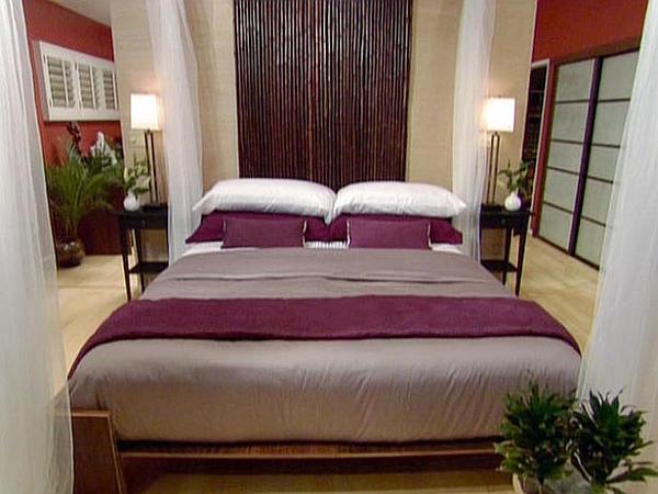 bamboo platform bed
