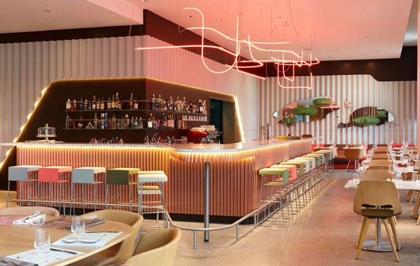 bar decor
