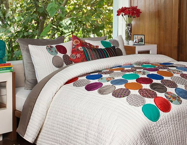 beautiful teenage bedding