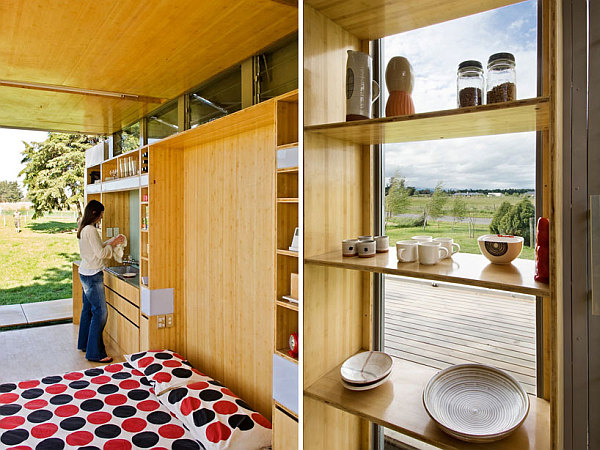 container sustainable home