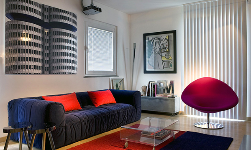 Modern Home With Italian Zest by Forme D'Arte