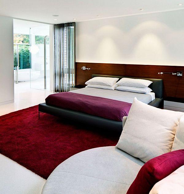 huge bedroom design