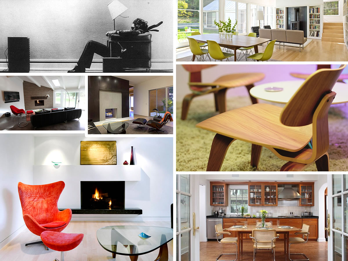 iconic furnishings 10 Iconic Modern Furnishings That Never Go Out of Style