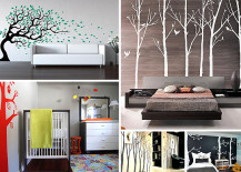 Tree Wall Decals Add Style & Sophistication to Your Home